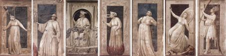 Giotto - sins