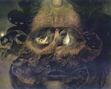 Zdzisław-Beksiński-Dark-eyes