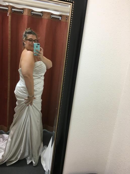 "I said, ""No"", to this dress."